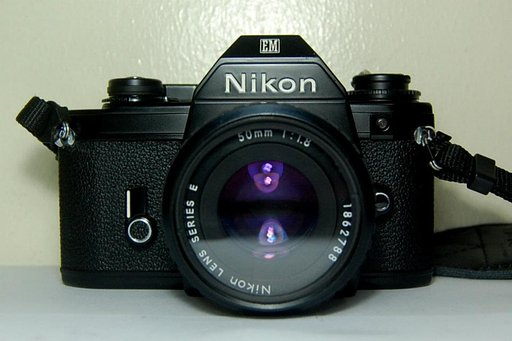 Nikon EM: Pro on the Outside, Carefree on the Inside