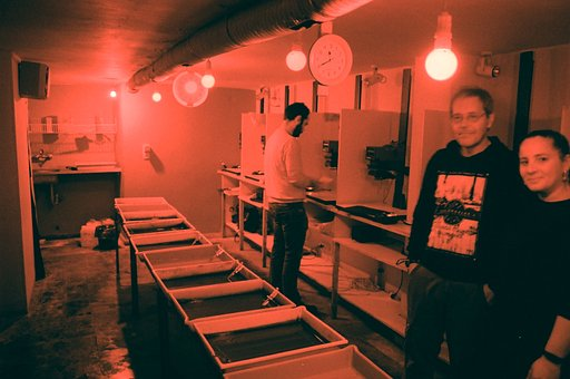 Faos Team - 100% Analogue: The Biggest Darkroom in Greece