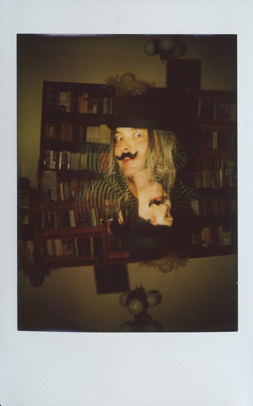Instant Funny Portraits Taken with the Lomography Diana Instant Back+