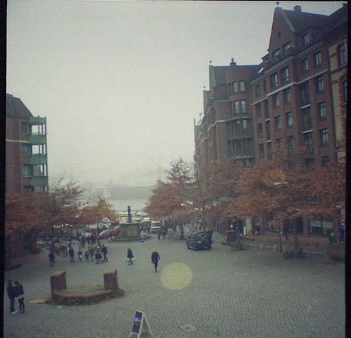 Hamburg - the City of Fish, Rain and My Dreams