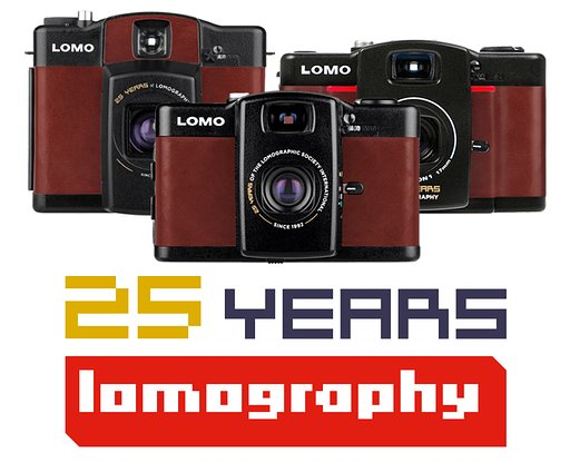 Introducing the Lomo LC-A 25th Anniversary Editions