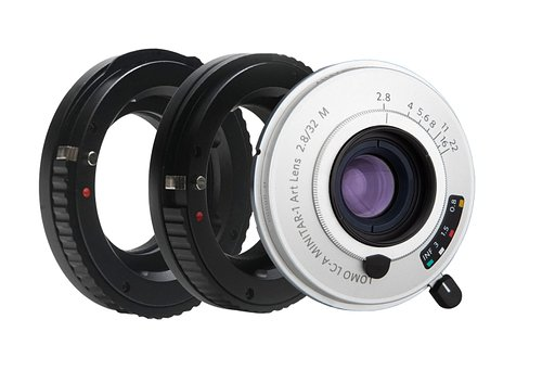 Lomo LC-A MINITAR-1 Art Lens & Mount Adaptor Kit