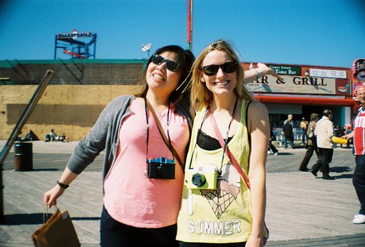 Diana F+: An Introduction at Las Vegas POOL Tradeshow