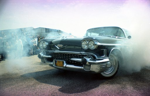 American Cars Captured on Film with the La Sardina: a Photo Gallery by @emkei