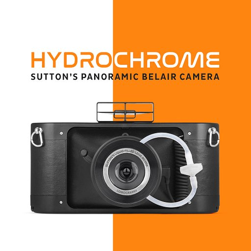 Introducing the HydroChrome Sutton's Panoramic Belair Camera