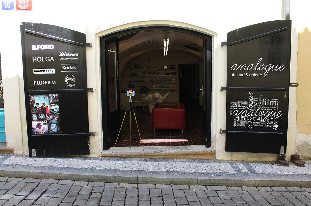 Analogue: A Photography Paradise finally opens in Prague!