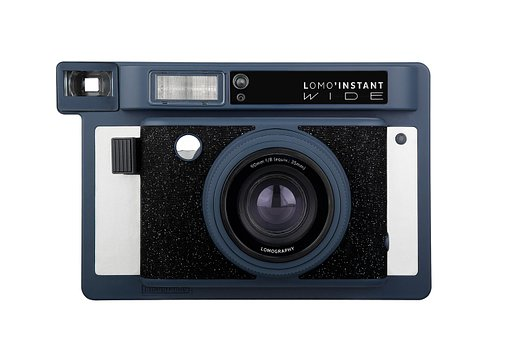 Say hello to our most exquisite Lomo'Instant Wide yet!