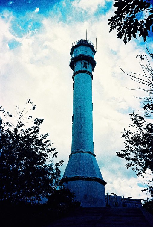 Beacons Beckoning: Cape Bolinao Lighthouse