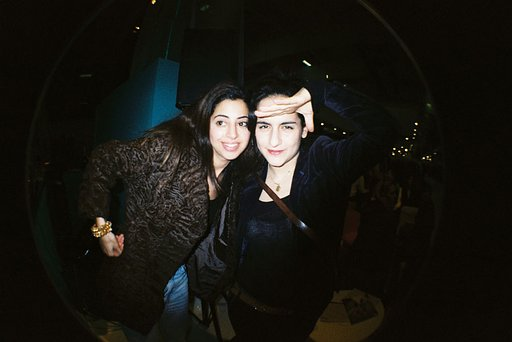 French LomoAmigos Mamamushi and Their Fisheye Shots