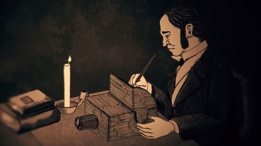 How Henry Fox Talbot Pioneered Photography: an Animated Motion Picture