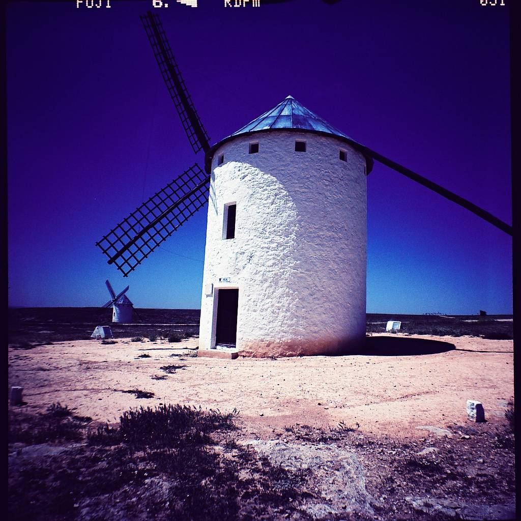 'In a Village in La Mancha…'