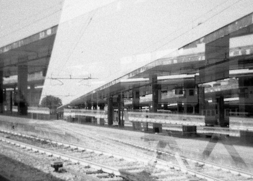 Lomography Orca 110 B&W: The Low-Fi That Fits Me!