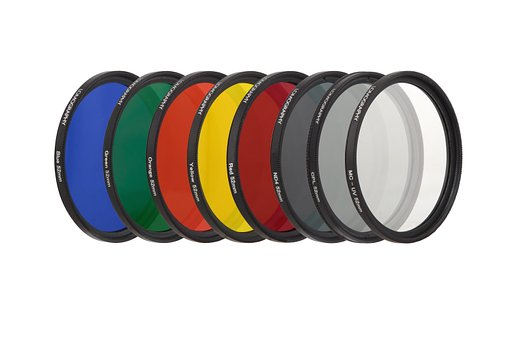 Super Filter Set - perfect for the New Petzval 58mm & Neptune Convertible Art Lenses