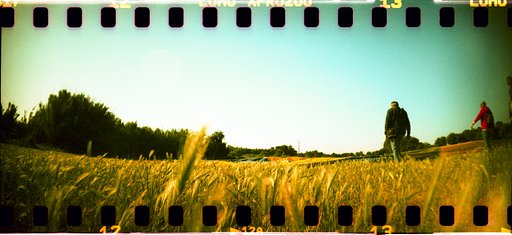 Scenic Landscapes Photographed Using the Sprocket Rocket