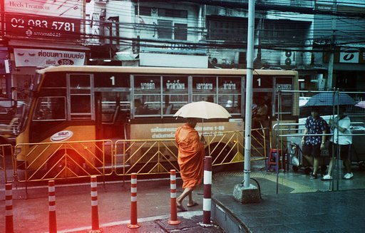 Around the World in Analogue: Dreamy Thailand