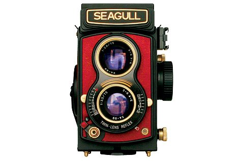 Seagull TLR 4B - So Elegant