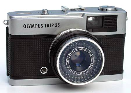 Olympus Trip 35 - Trip Anywhere!