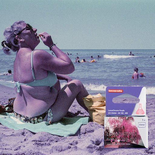 Lomochrome Purple 2019 35 mm Available Now!