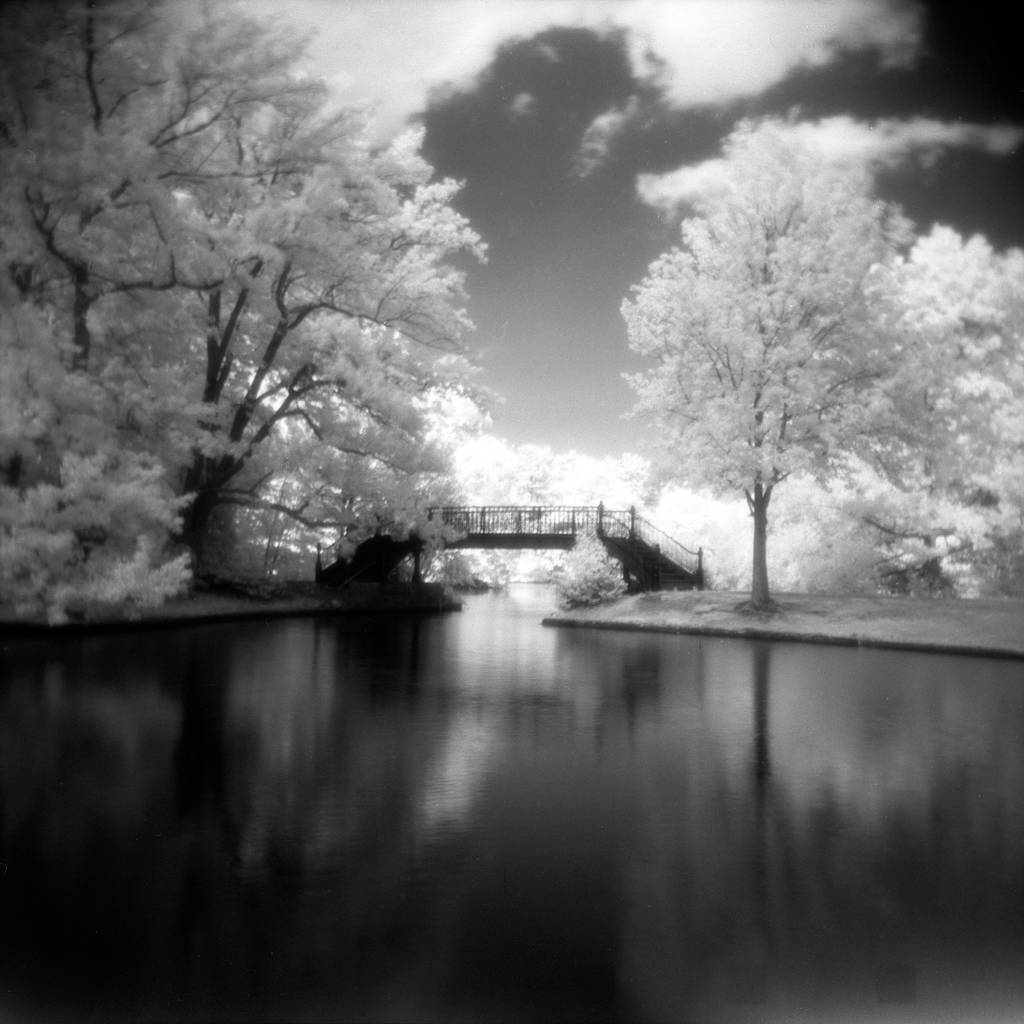Basic Black and White IR Photography How-To's