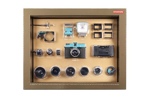 Create Over 200 Accessory Combinations with the Diana F+ Deluxe Kit!