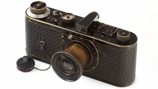Sold! The World's Most Expensive Camera