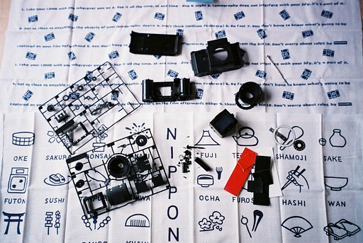 Routine Breakers for Lomographers