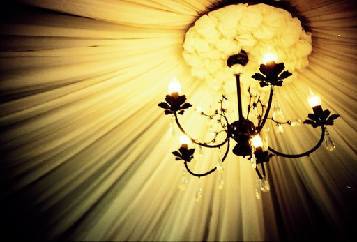 My Lucky Chandelier