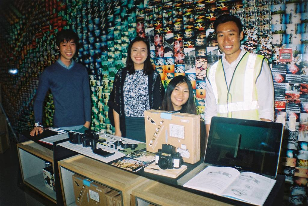 Event Highlights: Konstruktor Launch Party at Lomography Gallery Store Singapore