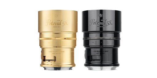Petzval Lens Perfect for Portraits
