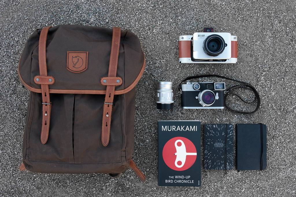 Rob Detoyato: What's in Your Bag?