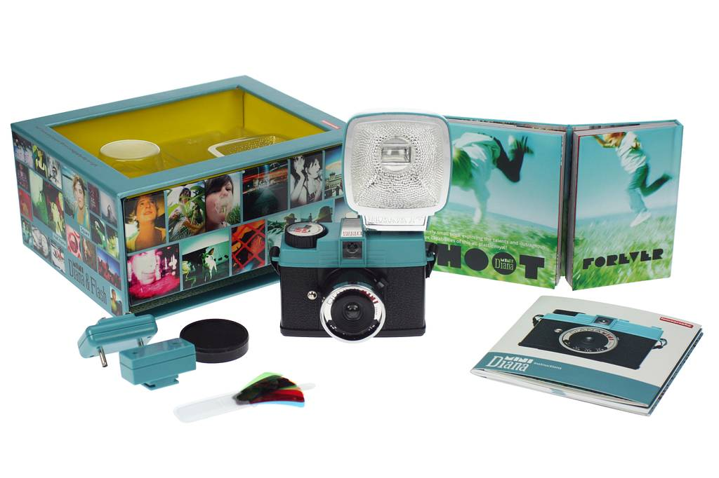 Get Experimental with the Diana Mini!