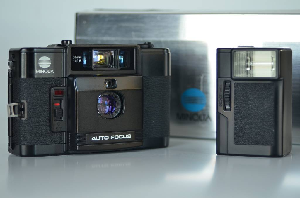 The Minolta AF-C: Perfect for the Lazy Lomographer