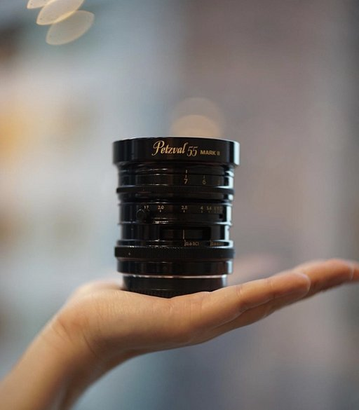 Add Some Dreamy Bokeh to Your Shots With the New Petzval 55 MM F/1.7 Mkii
