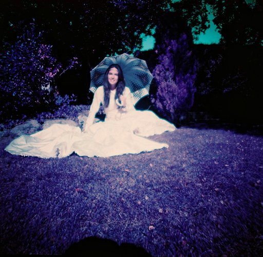 Awesome Albums: Purple Bride by susielomovitz