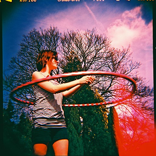 Hula-hooping - London's Other Olympic Sport