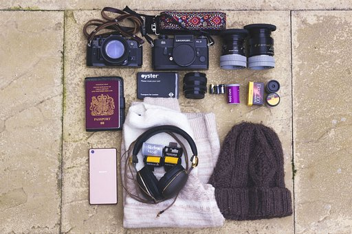 Maya Beano: What's In Your Bag?