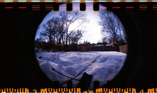 Sprocket Rocket Fisheyes