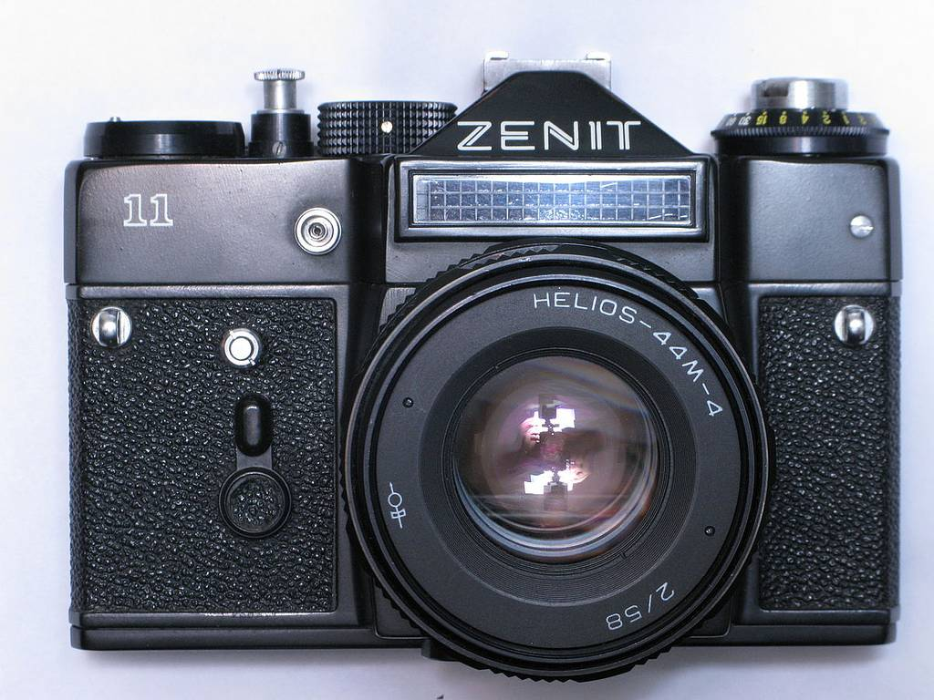 Zenit 11: A Handy Russian SLR On-The-Go!