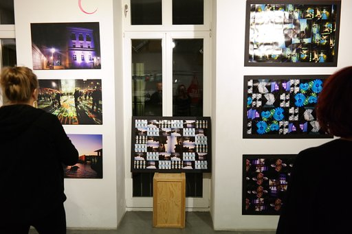 Lightseeing: So War es auf der Vernissage im Gallery Store Berlin