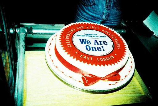We Were 1: Celebrating 1 Year of Lomography in East London!