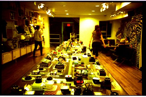 Lomography Embassy New York