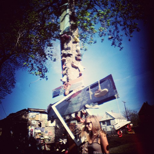 The Heidelberg Project: an Outdoor Art Environment in Detroit