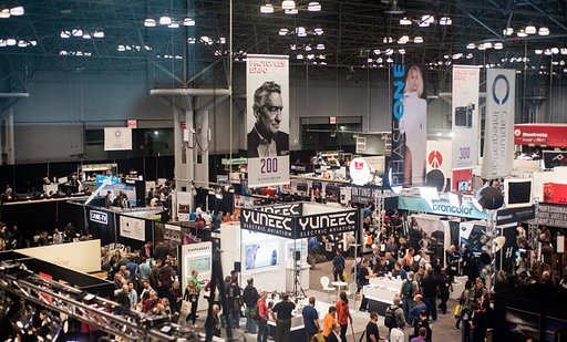 Visit Lomography at the Photo+ Expo in NYC!