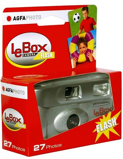 Agfa Le Box Lomografique