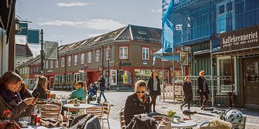 Around the World in Analogue: Daily Life in Trondheim