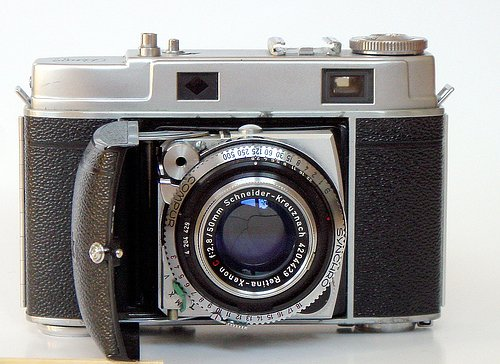 The Kodak Retina II C - A Family Heirloom
