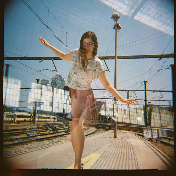 Jelencitta is our LomoHome of the Day!