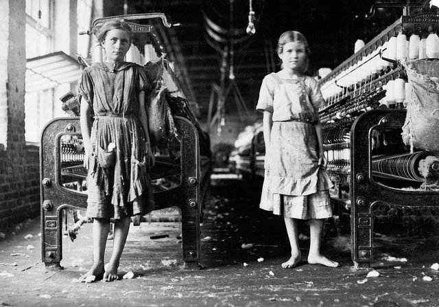 America at Work — Social Documentary by Lewis Hine