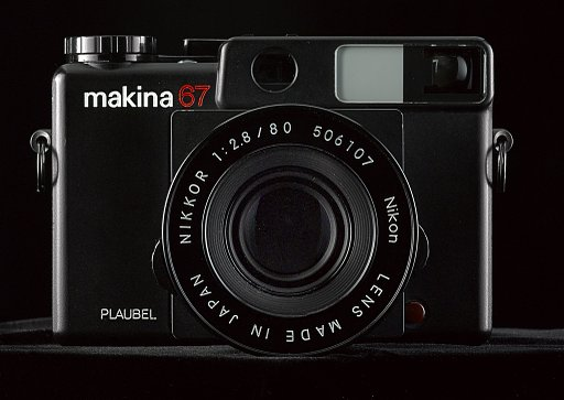 Lomopedia: Plaubel Makina 67