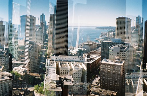 Exploring Seattle with LomoAmigo Angela Izzo
